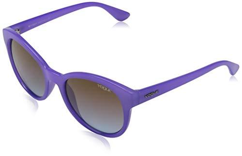 Vogue V02795S-217448 Gafas, morado/azul degradado marron, 53/19/140 para Mujer