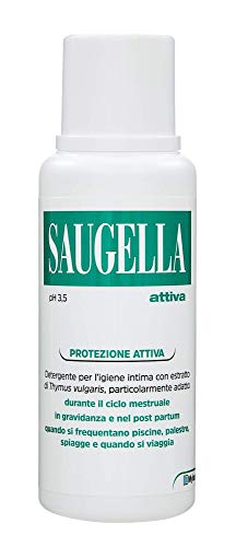 Saugella - Jabón Intimo - pH 3.5-250 ml