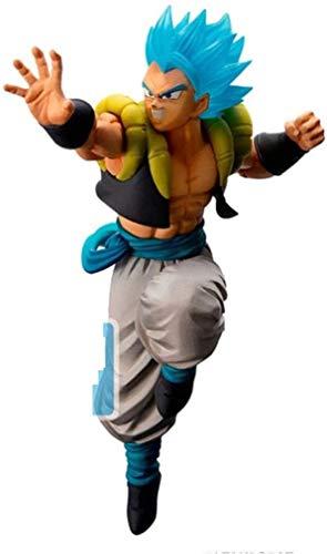Lianlili Dragon Ball Ultramar Sólo Gogeta Super Saiyan (Pelo Azul) La Figura de acción Collection Regalos for los Aficionados de Dragon Ball