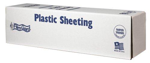 PLASTIC SHEET10/'X25/' CLR