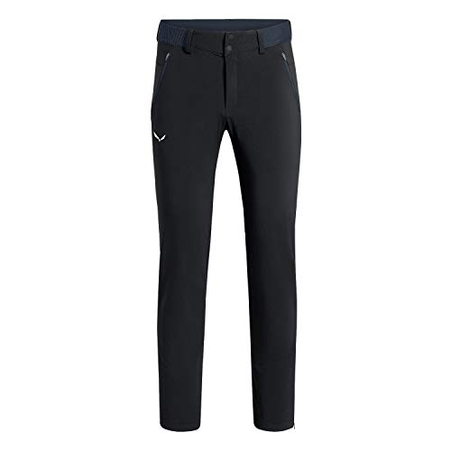 Salewa 00-0000027306_913 Pantalon Courte Homme Black Out/3860 FR : M (Taille Fabricant : 48/Medium)