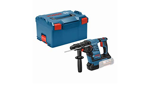 Bosch Professional GBH 36 V-LI Plus Cordless Rotary Hammer Drill (Without Battery and Charger) - L-Boxx