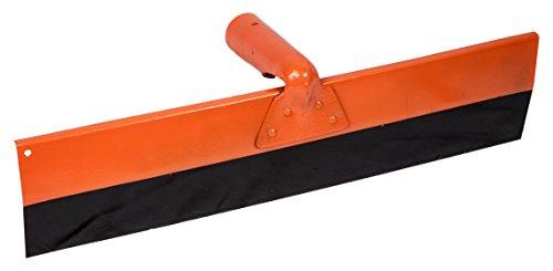 FALCI 1182STM45A Raschia per Edilizia Stampata, 45 cm, Arancione, Grigio, 45x10x8 cm