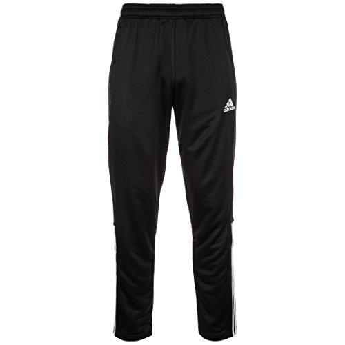 adidas Herren REGI18 PES PNT Sport Trousers, Black/White, M