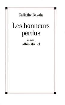 Les Honneurs perdus 2226086935 Book Cover