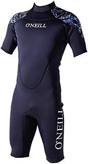19 O'NEILL(オニール) 2019年モデル バリュー バックジップ スプリング 春夏用 SUPER FREAK (スーパー フリーク) ウェットスーツ ウエットスーツ メンズモデル 品番WF-6020 日本正規品 Lサイズ タイドネイビー