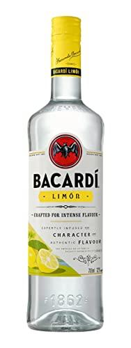 10. Bacardi Limón Ron