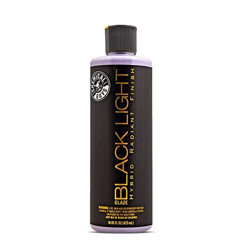 Chemical Guys GAP_619_16 Black Light Hybrid Radiant Finish Color Enhancer, 16 oz