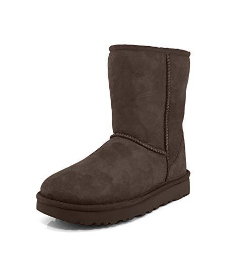 UGG Womens Classic Short II Boot Chocolate Size 5
