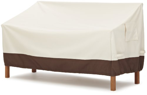 AmazonBasics 3-Seater Bench Outdoor Patio Furniture Cover
