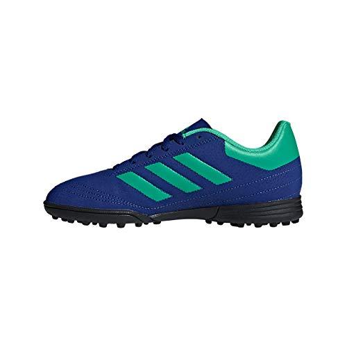 adidas Goletto Vi TF, Zapatillas de Fútbol Unisex Niños, Azul (Uniink/Hiregr/Cblack 000), 34 EU