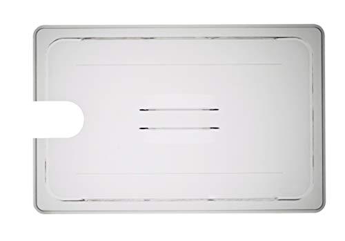 LIPAVI C15L-KSF Deckel für den LIPAVI C15 Sous-Vide Behälter, hergestellt für den Klarstein Flex Tauchzirkulator
