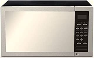 Sharp 34 Liters 1100 Watts Stainless Steel Digital Combination Microwave Oven with Grill, Silver - R-77AT-ST