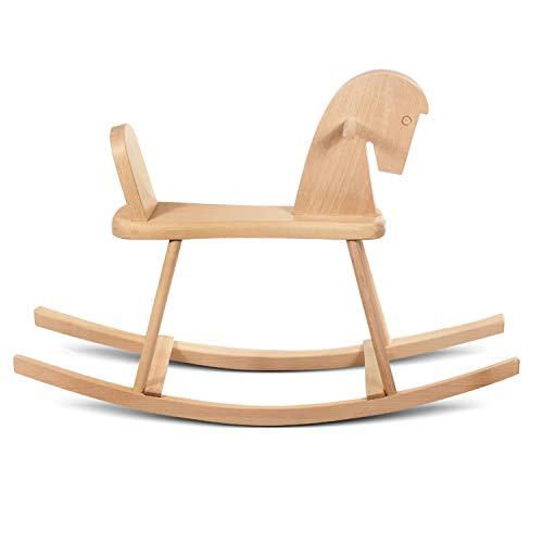 Other STOL-HAND Rocking stable and safe Horse Natural Beech Wood