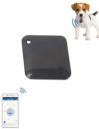 Bestgift - Rastreador GPS para perro y gato, Android IOS
