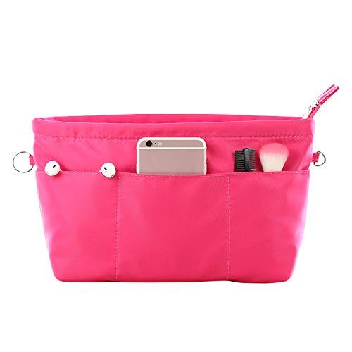 Kulturbeutel Kulturtasche Kosmetiktasche Make-up Tasche für Frauen Wasserabweisend Schminktasche Bag Urlaub und Alltag (L)