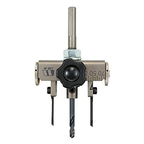Star-M Kreisschneider mit Schnellverstellung Ø 25-75 mm