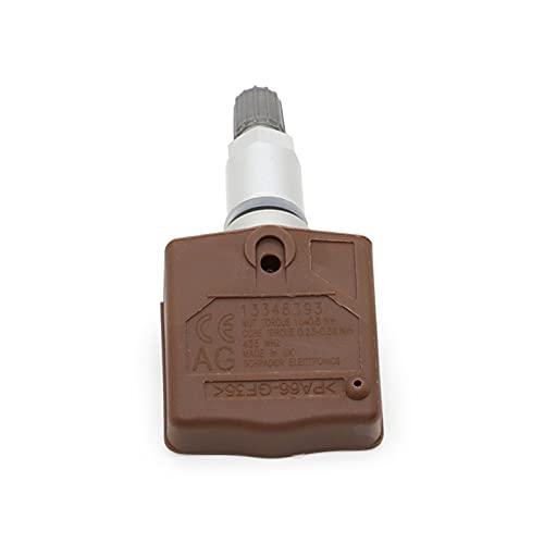 ZHUJUNWEN 13348393 433MHz Sensor Fit para Opel Zafira Turer C Astra J Insignia A Vauxhall Chevrolet Volt Tire Presión Monitor de presión (Color : 1pc)