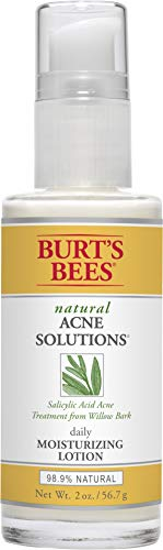 Burt's Bees Natural Acne Solutions Daily Moisturizing...