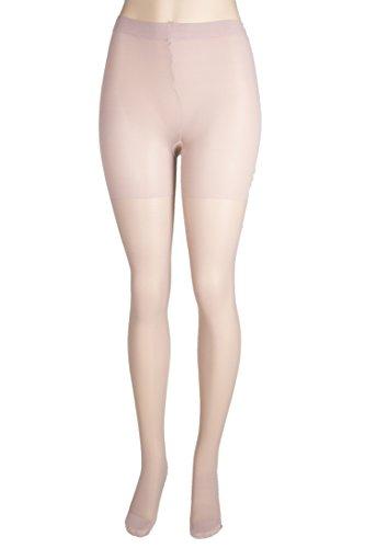 Lissele Ganzkörper-Strumpfhose für Damen, Übergröße, 2 Stück -  -  5X