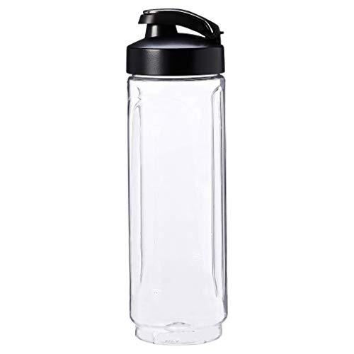 AmazonBasics - Blend & Go Behälter für Smoothie-Maker, 600 ml, X
