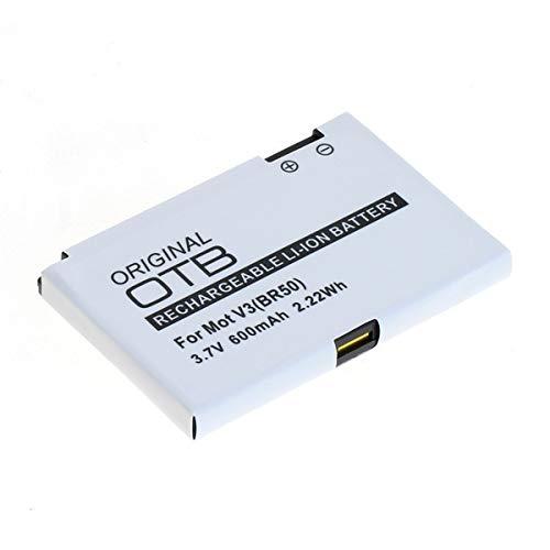 Akku für Motorola V3 V3i RAZR V3 Razor V3 BR50 Li-Ion