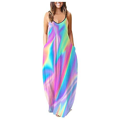 Dressy Tops for Evening Wear Vestidos De Fiesta Largos Doll Dress Dress for Teenagers(APurple,XL)