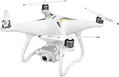 Drone, Quadricottero intelligente con videocamera HD 4K, Velivolo telecomandato, PTZ auto-stabilizzante, Volo con waypoint, Droni giocattolo di volo tracciabili, per bambini e adulti Principiante