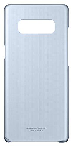 Samsung EF-QN950 Clear Schutzhülle für Galaxy Note 8, deep blau