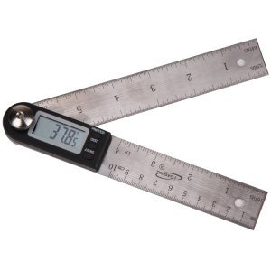 iGaging Digital Protractor with 7
