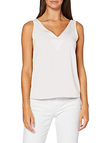 comma Damen 81.005.13.2586 Top Trägershirt/Cami Shirt, 0120, 42