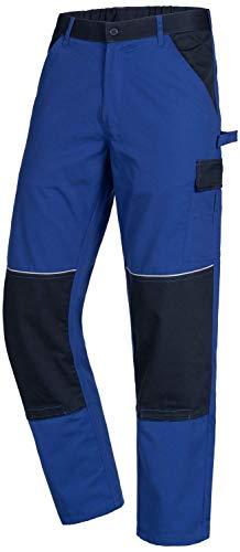 ACE Handyman Männer-Cargohose - Bundhose für die Arbeit - Blau - 54