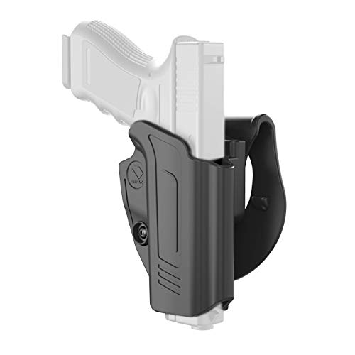 Orpaz Compatible with Jericho 941 Holster, Polymer Frame, Level I OWB Paddle Holster