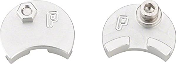 Paul Components Moon Unit Cable Hangers Silver For Use With Cantilever Brakes