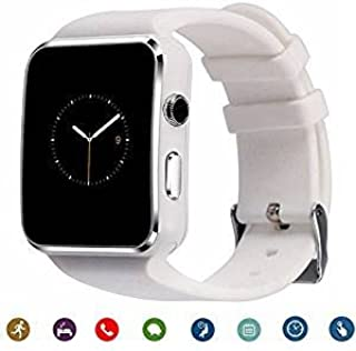 Pcjob Reloj Inteligente Smartwatch X6 Bluetooth Reloj ...