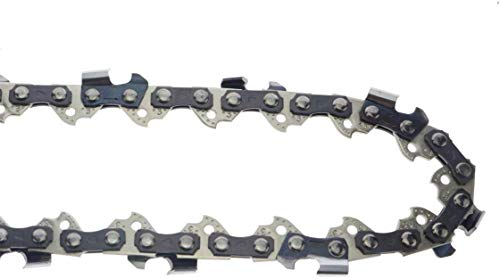 Dunhil Pack of 2 16 inch Chainsaw Chains 3/8 LP .050 Inch 57 Drive Links Fits for Cub Cadet, Echo, John Deere, Shindaiwa (Pack of 2)