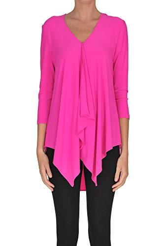 Joseph Ribkoff Fashion Womens MCGLTPC0000B7026E Fuchsia Blouse | Season Outlet