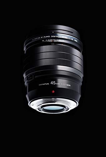 OLYMPUS単焦点レンズED45mmF1.2防塵防滴耐低温マイクロフォーサーズ用M.ZUIKODIGITALED45mmF1.2PRO