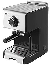 Beko CEP5152B ręczna kawiarka do espresso, 1200 W, stal nierdzewna