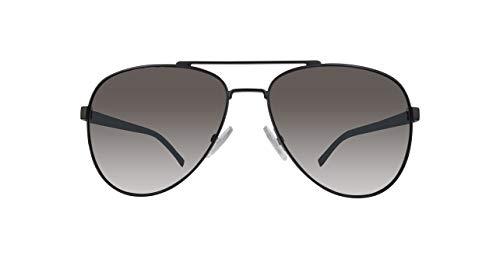 BOSS Orange Hugo BOSS Sonnenbrille BOSS0761/S Herren Aviator Sonnenbrille 60, Schwarz