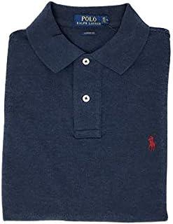 Ralph Lauren Men's Short Sleeve Classic Fit Shirt Navy...