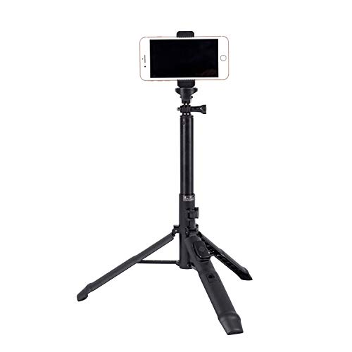 SIRUI MS-01K Stativ 138cm & Selfiestick für Smartphones und Actioncams