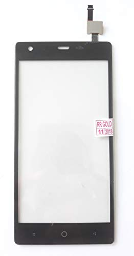 ABshara Touch Screen Digitizer for Micromax Canvas 5 Lite Q462 (Black)