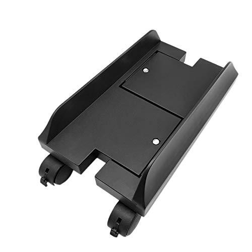Camisin Porta Computer con Supporto per Rack può Essere Spostato con 4 Rotelle per PC Host di Computer