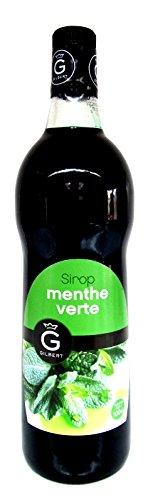 Gilbert Sirup Pfefferminz Sirop de Menthe 1 Liter