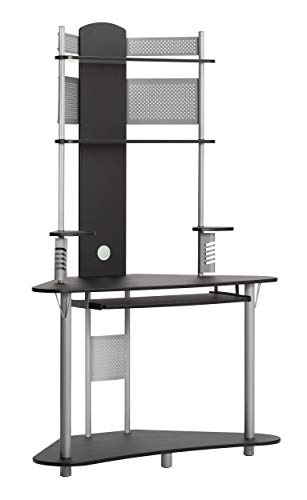 Arch Tower - Silver / Black