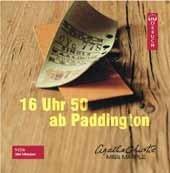 16 Uhr 50 ab Paddington ungekürzt 5 Audio-CDs; Die erste vollständige Lesung; keine komprimierte MP3