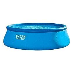 Intex Aufstellpool Easy Set Pools®, TÜV/GS, Blau, Ø 366 x 91 cm
