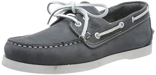 TBS Phenis, Chaussures Bateau Homme, Bleu (Saphir D8152), 42