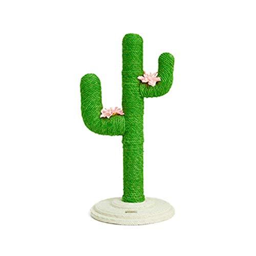 Cactus Gatto tiragraffi Tiragraffi Gatto Che graffia Consiglio di mobili Materiali da Arrampicata (Color : 105cm)